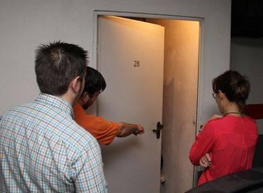 Cerraduras trasteros cerraduras de seguridad para for Puerta trastero seguridad